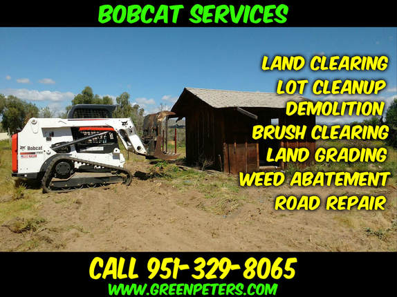 Low rates land management weed abatement services